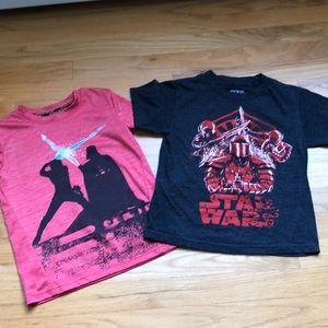 Star Wars shirt bundle
